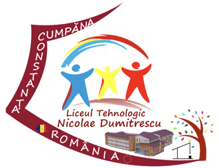 Liceul Tehnologic N. Dumitrescu – Cumpana Logo